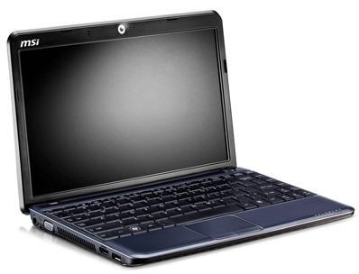 MSI, AMD işlemcili yeni netbook modeli Wind12 U230'u Amerika'da satışa sundu