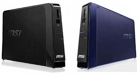MSI'ın yeni mini-bilgisayarı Wind Box DE220 detaylandı