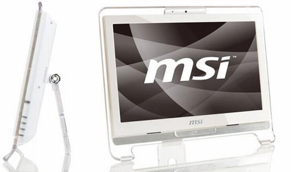 MSI'ın dokunmatik ekranlı yeni panel bilgisayarı kullanıma sunuluyor