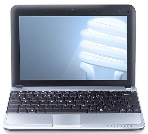 MSI'ın 15 saat pil ömrü sunan yeni netbook modeli Wind U110 Eco yaygınlaşıyor
