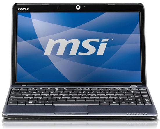 MSI'dan AMD Yukon platformunu kullanan dizüstü bilgisayar; Wind U210