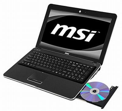 MSI'dan 11 saat pil ömrü sunan ultra-ince dizüstü bilgisayar: X620