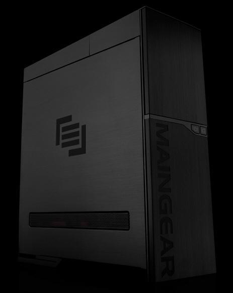 Nvidia'nın da kullandığı Maingear SHIFT'e Gulftown dopingi