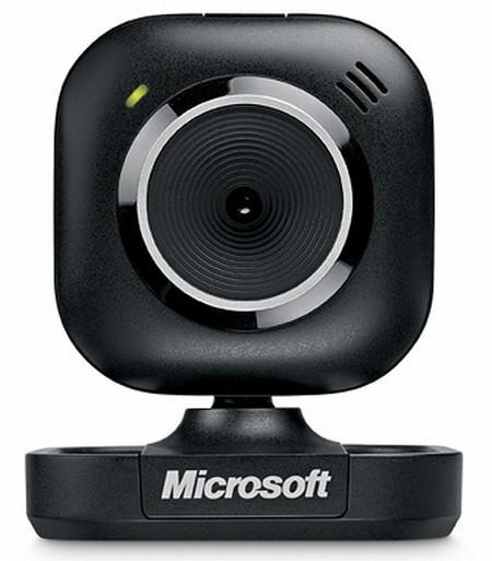 Microsoft'tan yeni internet kamerası; LifeCam VX-2000