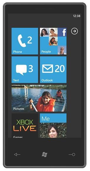 Asus, Microsoft için Windows Mobile 7'li telefon hazırlıyor