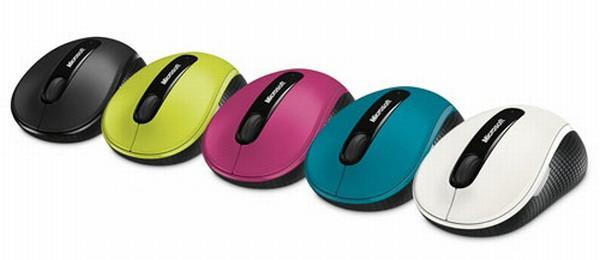 Microsoft'tan BlueTrack teknolojili yeni fare; Wireless Mobile Mouse 4000