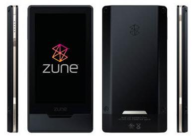 Microsoft Zune HD; Nvidia Tegra tabanlı medya oynatıcısından yeni görüntüler