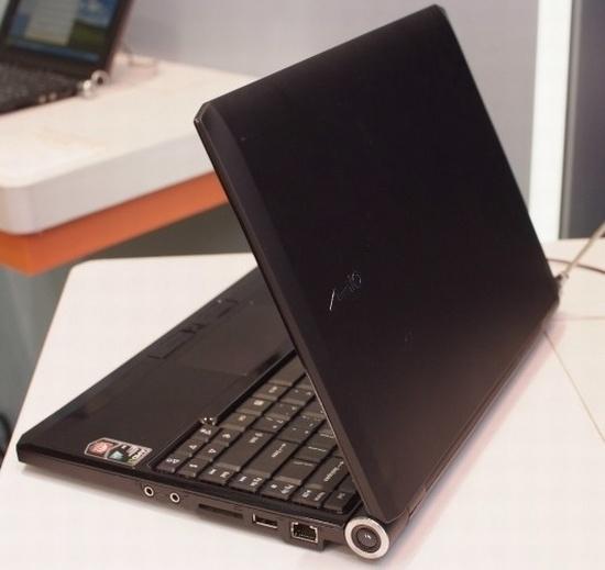 Computex 2009: Mio'dan AMD Yukon tabanlı dizüstü bilgisayar