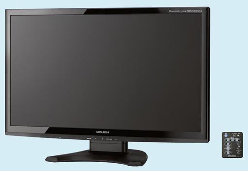 Mitsubishi IPS panel kullanan Full HD destekli yeni monitörünü duyurdu