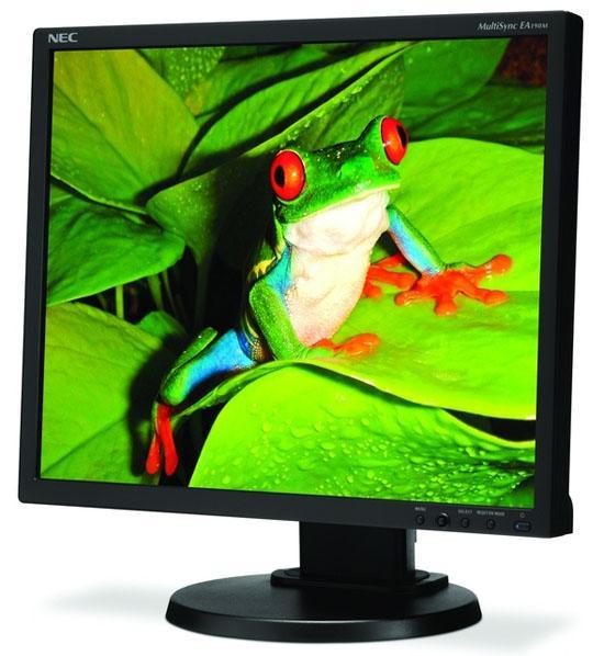 NEC'den enerji verimli yeni LCD monitör; MultiSync EA190M