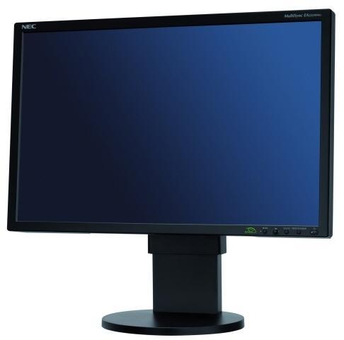 NEC beyaz LED backlit kullanan DisplayPort destekli yeni monitörünü duyurdu