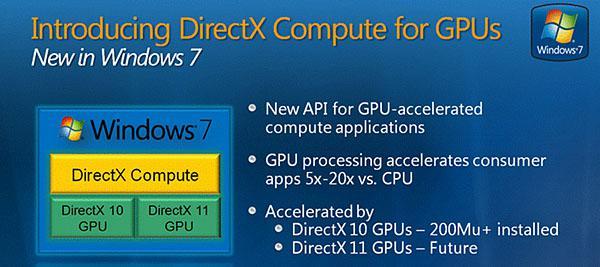 GeForce 190.62 WHQL Çıktı; Nvidia'dan DirectX Compute desteği