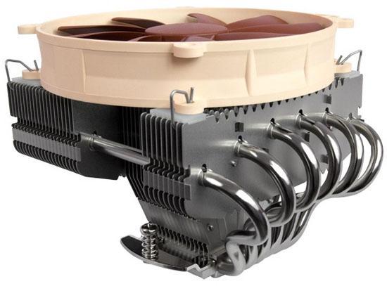 Noctua yeni işlemci soğutucusunu duyurdu: NH-C12P SE14