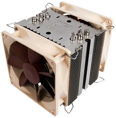 Noctua yeni işlemci soğutucusunu duyurdu: NH-U9B SE2