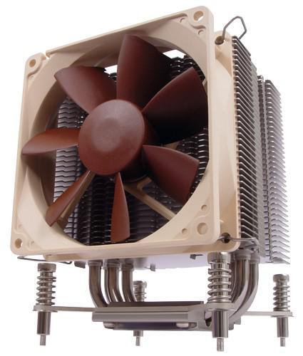 Noctua'dan Intel'in Xeon 5500 işlemcileri için iki yeni soğutucu