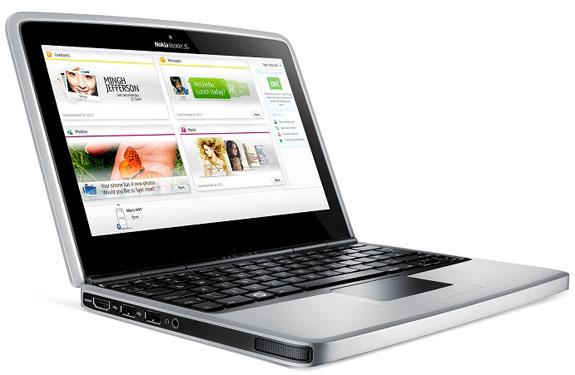 Compal bu yıl için 100.000 adet Nokia Booklet 3G üretmeyi planlıyor