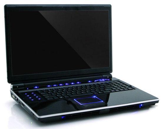 Novatech X1: GeForce GTX 280M SLI ile dikkat çeken oyunculara özel dizüstü bilgisayar
