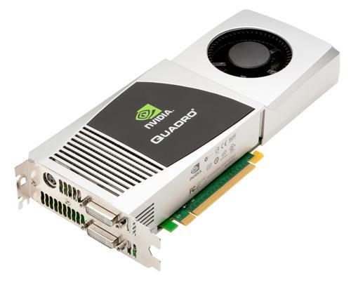 Nvidia profesyonel ekran kartı Quadro FX 4800'ün Mac Pro versiyonunu hazırladı