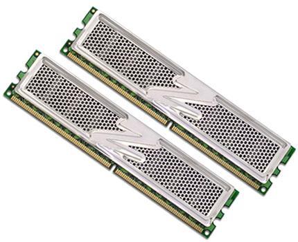 OCZ 4GB kapasiteli 6 yeni DDR2 bellek kiti hazırladı