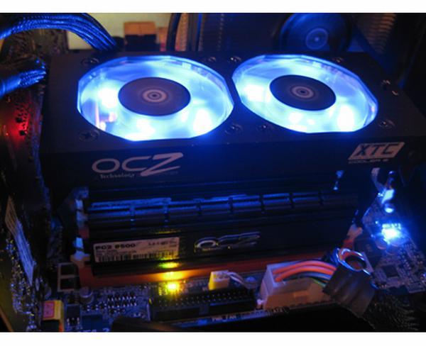 OCZ'den yeni bellek soğutucusu; XTC 2