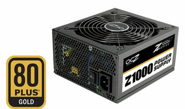 OCZ Z serisi yeni güç kaynaklarını kullanıma sunuyor