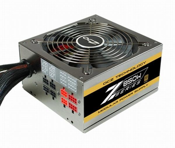 OCZ Z serisi 80Plus GOLD sertifikalı yeni güç kaynaklarını satışa sunuyor
