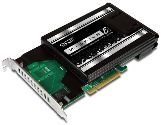 OCZ Z-Drive e84 ve p84 serisi yeni SSD modellerini duyurdu