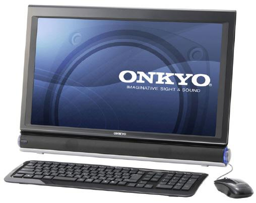 Onkyo, Nvidia ION tabanlı panel bilgisayarını satışa sunuyor