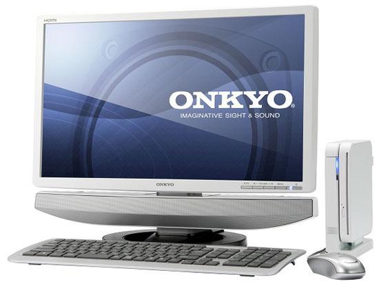 Onkyo'dan tasarımıyla dikkat çeken ION tabanlı nettop: P305