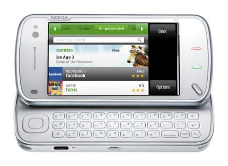 Nokia Ovi Store 10 Milyon içerik indirme barajını aştı
