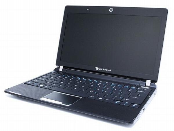 Packard Bell, DOT serisi yeni netbook modellerini duyurdu