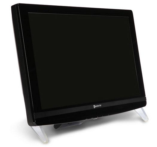 Packard Bell'den çoklu dokunmatik desteği sunan LCD monitör; Viseo 200T Touch Edition