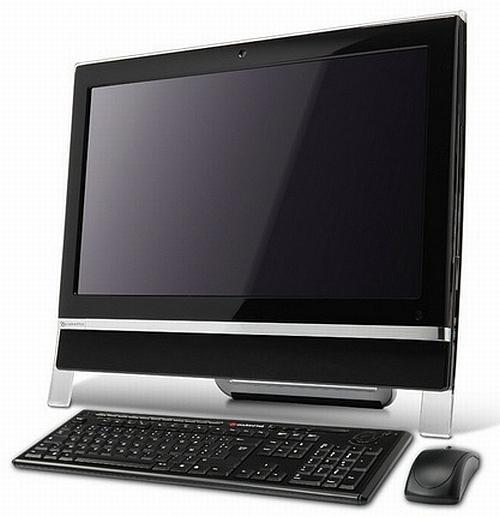 Packard Bell dokunmatik ekranlı ve Windows 7'li panel bilgisayarlarını tanıttı