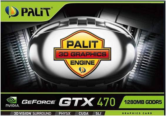 Palit, GeForce GTX 470 ve GeForce GTX 480 hazırlıklarında sona yaklaşıyor