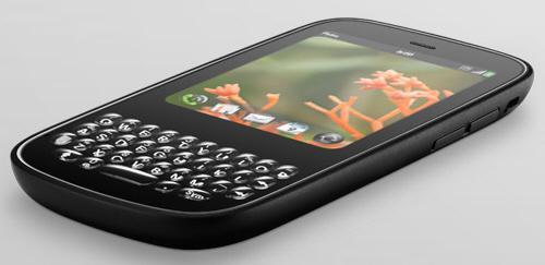 Palm'den webOS tabanlı yeni telefon; Pixi