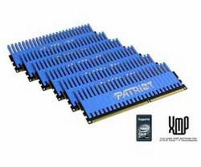 Patriot, 12GB kapasiteli DDR3 bellek kitlerini duyurdu