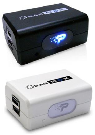 Patriot'dan Gear Box: USB belleklerinizi ağ depolama sistemine dönüştürün