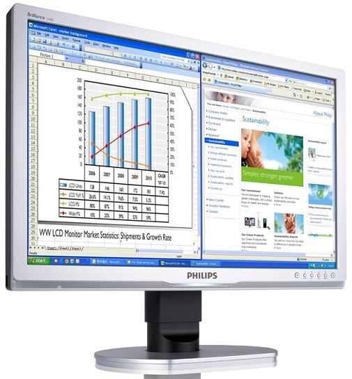 Philips 24-inç boyutundaki yeni monitörünü duyurdu: 240B1CS