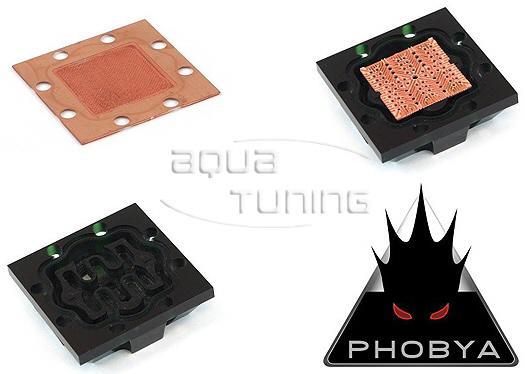 Phobya'dan AMD işlemciler için yeni su soğutma bloğu