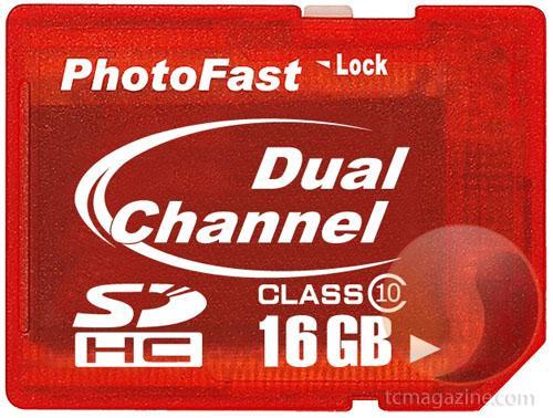 PhotoFast performans odaklı çift kanal SDHC bellek kartlarını tanıttı