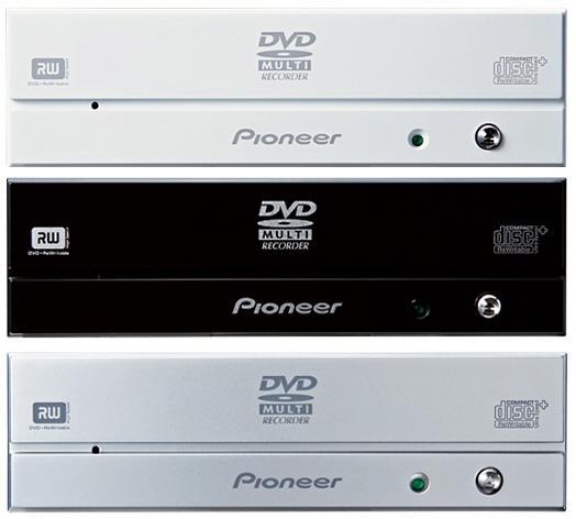 Pioneer 20x hızında kayıt yapabilen yeni DVD yazıcısını duyurdu