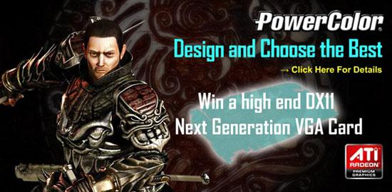 PowerColor'dan yeni yarışma; DirectX 11 destekli ekran kartı kazanbilirsiniz