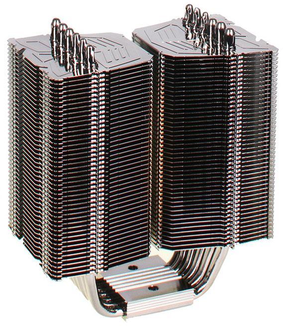Prolimatech Mega Shadow: Yüksek performanslı yeni işlemci soğutucusu kullanıma sunuluyor