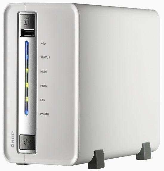 QNAP'tan yeni ağ depolama sunucusu: Turbo NAS TS-210