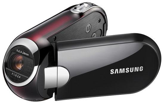 Samsung tasarım odaklı iki yeni dijital kamera hazırladı