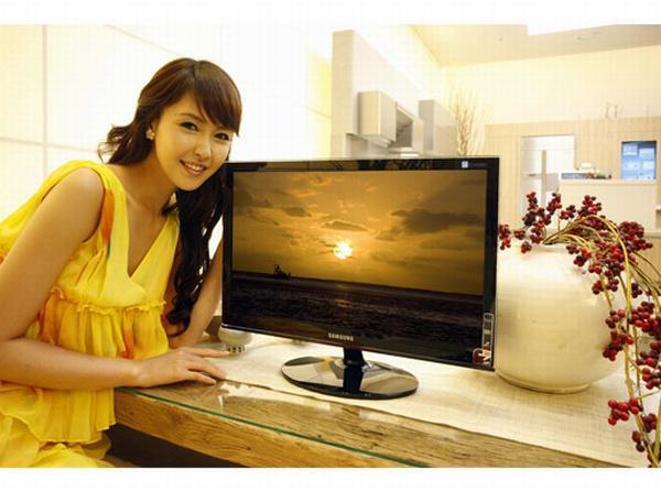 Samsung'dan Syncmaster serisi iki yeni LCD monitör