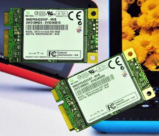 Samsung netbook'lara özel yeni SSD modelleri hazırlıyor