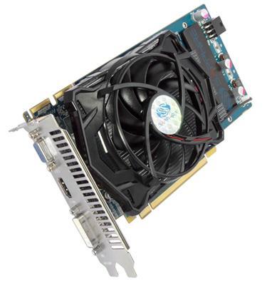 Sapphire özel tasarımlı Radeon HD 4770 modelini kullanıma sunuyor