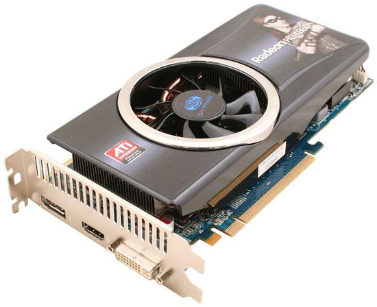 Sapphire Radeon HD 4860 modelini satışa sundu