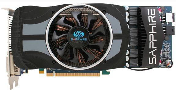 Sapphire özel tasarımlı ve hız aşırtmalı Radeon HD 4890 modellerini duyurdu